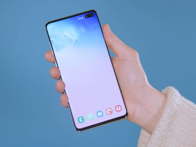 Samsung Galaxy S10+ review: the best phone Samsung has made