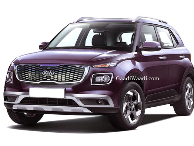 Kia QYI Compact SUV (Venue Rival) To Go On Sale Next July In India – Report