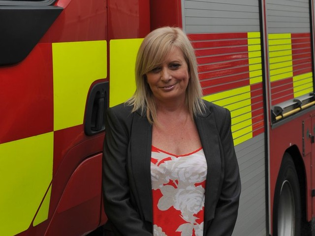Cuts to fire services 'gone too far' warn unions as numbers down by 25%