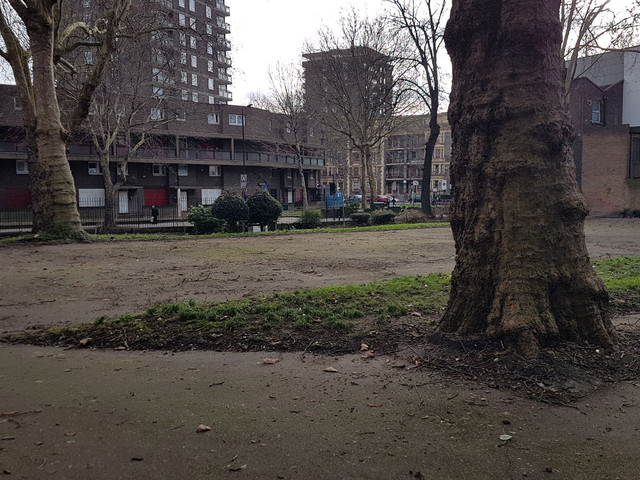 London's Pocket Parks: Fairchild's Garden, E2