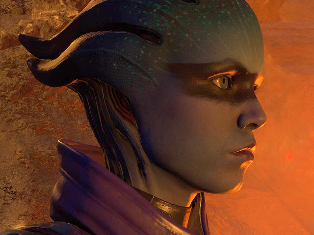 """""""No reason why we shouldn't come back to Mass Effect"""", says EA boss"""