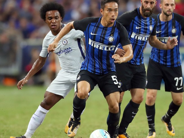 Dalbert officially joins Inter Milan