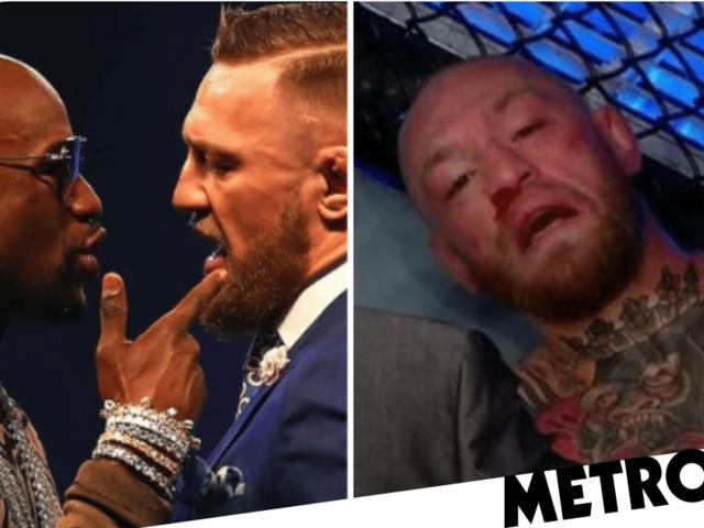 Floyd Mayweather slams con artist Conor McGregor after Dustin Poirier defeat