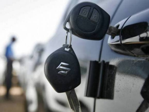 Maruti Suzuki shares trade in the red; CLSA retains sell, increases FY21-23 EPS estimates by 5-10%