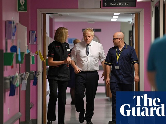 Andrew Sparrow's election briefing: A&E wait times a headache for the Tories