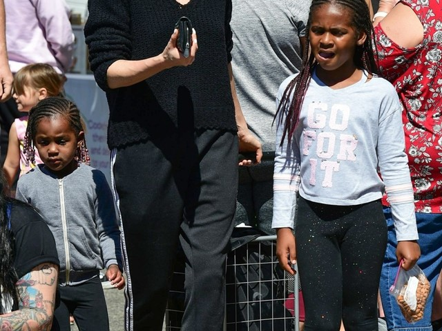 Charlize Theron: Jackson told me 'I am not a boy' when she was 3 years old