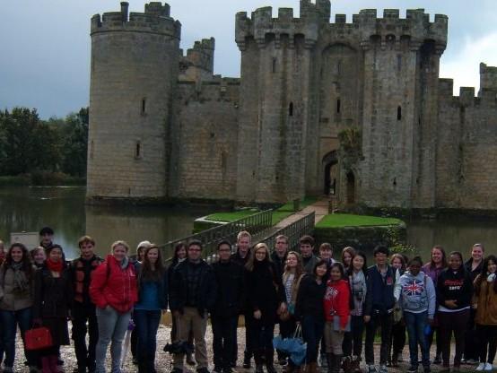 Coach Trip to Bodiam Castle 19 Oct