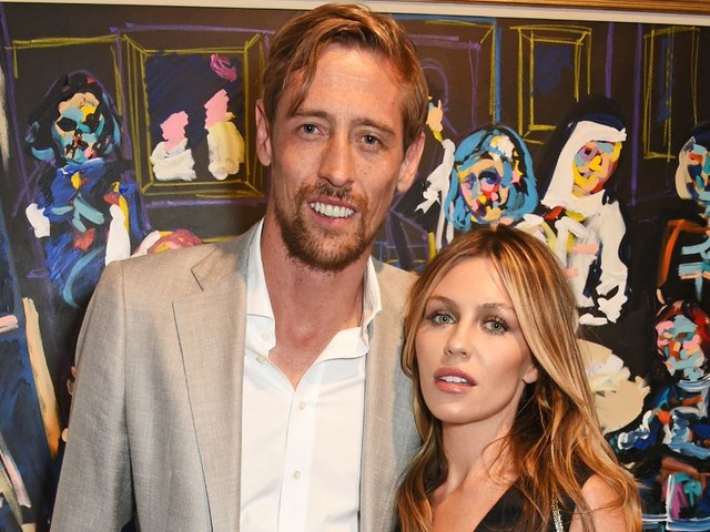 Peter Crouch 'lost for words' when Prince Harry asked how he managed to land Abbey Clancy