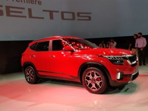 The Kia Seltos Is India's Largest Selling SUV For Two Months In A Row