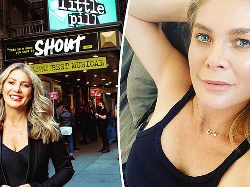 Natalie Bassingthwaighte set to star in the Australian production of Jagged Little Pill