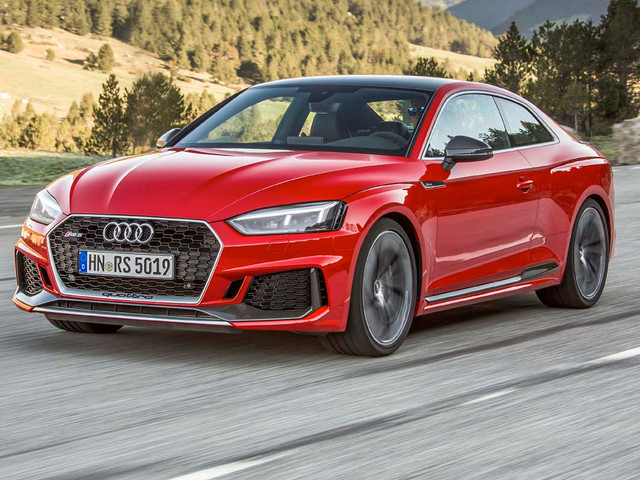 2018 Audi RS 5 Coupe First Drive Review