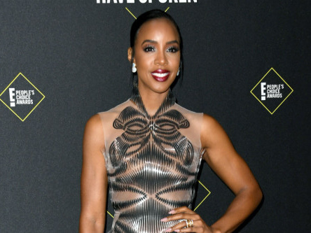 Kelly Rowland enjoying 'every moment' of her pregnancy