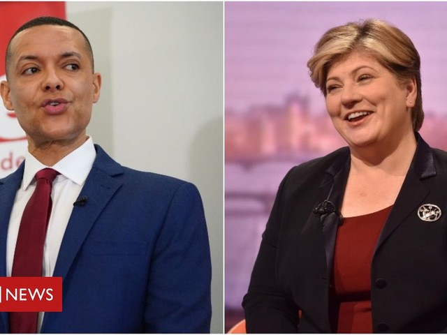 Labour leadership contenders make final pitches