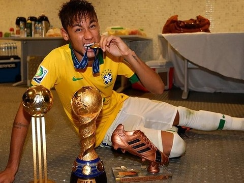 Neymar has to leave Barcelona to win the Ballon d'Or and become the world's best player