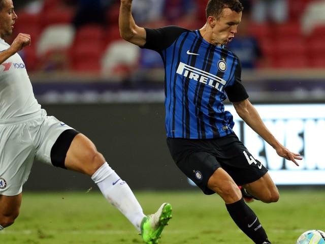 Inter Milan director Piero Ausilio said Candreva and Perisic are staying
