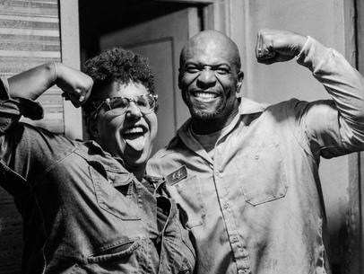 Track Of The Day: Brittany Howard shares the utterly charming song and video 'Stay High', starring Terry Crews