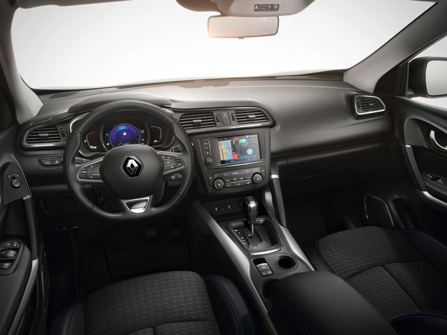 Renault Kadjar gets new 163bhp engine and CVT gearbox option
