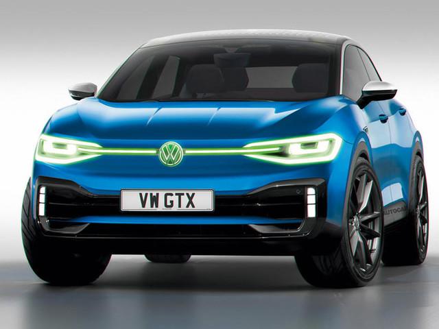 Four-wheel-drive 'key' to hot Volkswagen ID 4 GTX EV