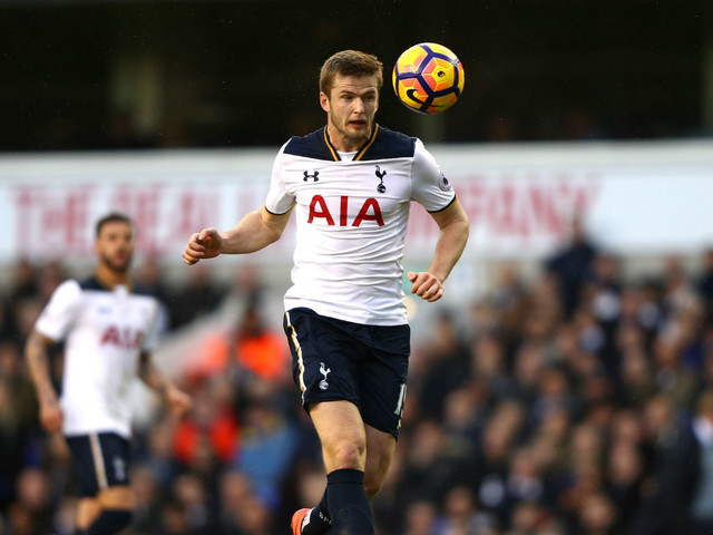 Man United set to launch £60m raid on Spurs for Eric Dier