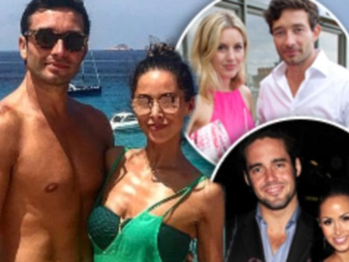 Spencer Matthews' ex Funda Önal marries Caggie Dunlop's ex