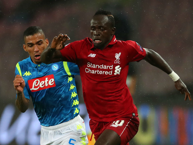 Champions League: Liverpool vs. Napoli team news, group C permutations, TV channel