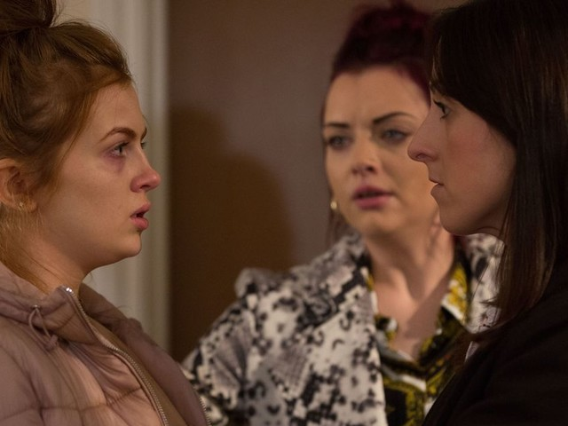 EastEnders: Tiffany Butcher's return leads to horrifying discovery