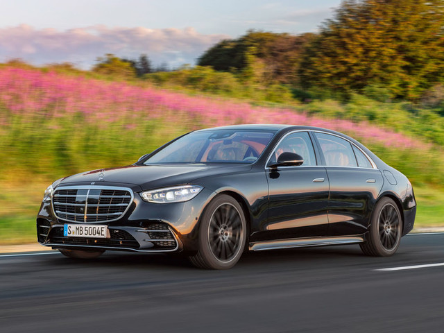 2021 Mercedes S-Class: luxury saloon reinvented with tech focus