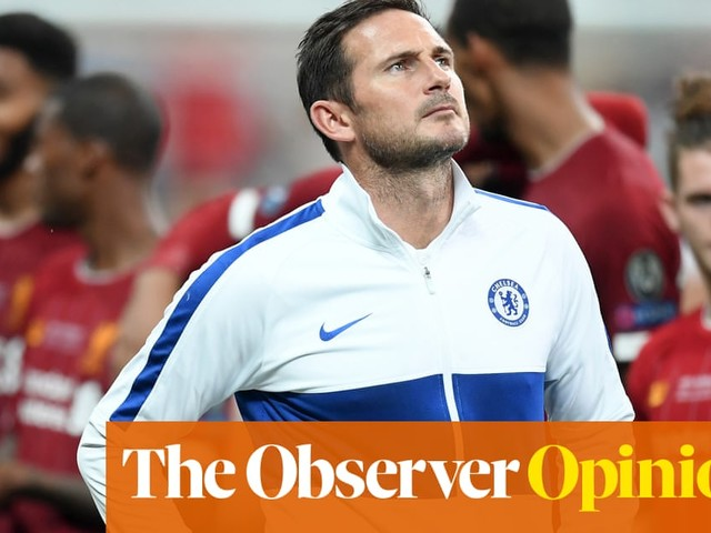 Shortcomings of Lampard the manager echo those of Lampard the player | Jonathan Wilson