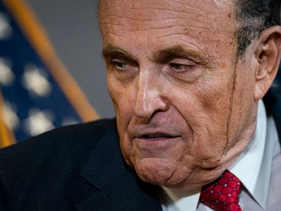 That Time Rudy Giuliani Conceded an Election Loss and Nixed Calls for a Recount (Video)