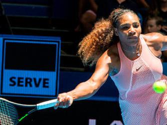 Serena sweeps Hopman Cup singles ahead of Slam record bid