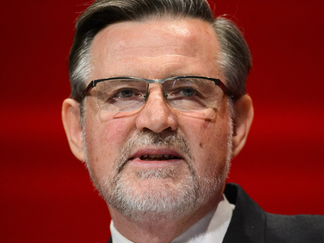 Remaining Inside EU Customs Union Would Be A 'Disaster,' Says Barry Gardiner