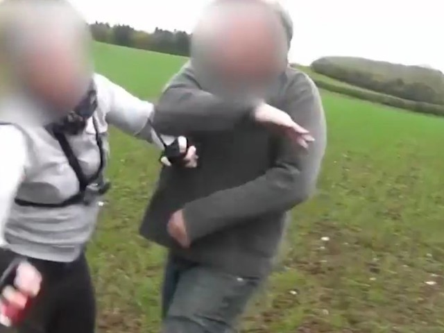Huntswoman filmed whipping protester with riding crop launched foul-mouthed rant at hunt saboteurs weeks earlier