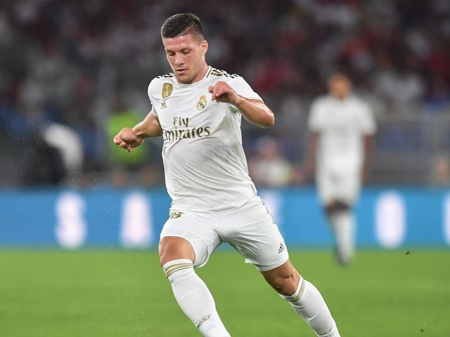 Luka Jovic linked with Real Madrid exit - just two months after £62m arrival