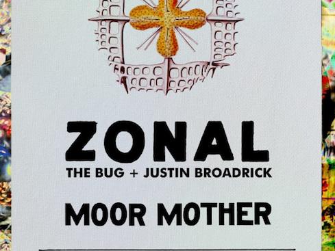 Zonal Moor Mother London Debut On Thurs