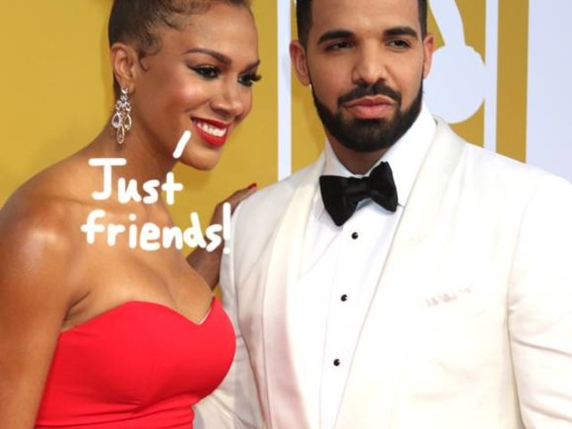 Drake & Rosalyn Gold-Onwude Are NOT Dating!