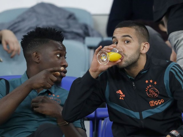 Ziyech hoping to convince Chelsea to move for his 'good friend' Onana — report
