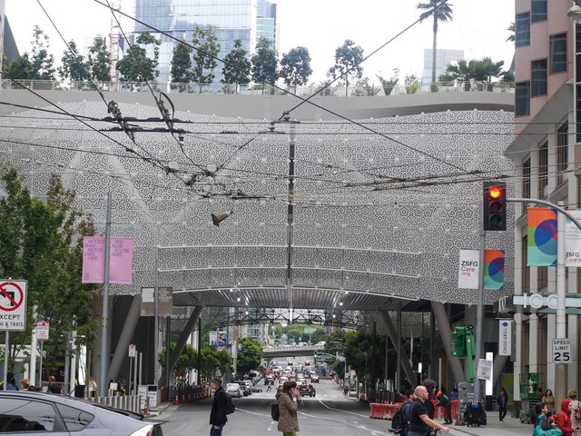 San Francisco's $2.2 billion transit center finally reopened after a cracked beam kept it closed for the better part of a year — take a look around