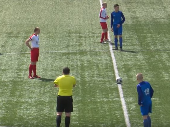 Dream Start: Scottish U14 Side Score Straight From Kick-Off With First Touch Of Game (Video)