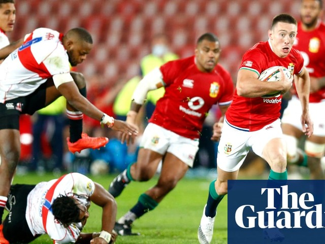 Lions have little time to reflect on promising start in South Africa | Robert Kitson