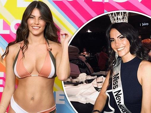 Love Island: Meet 'fearless' beauty queen Rebecca Gormley - the villa's new bombshell