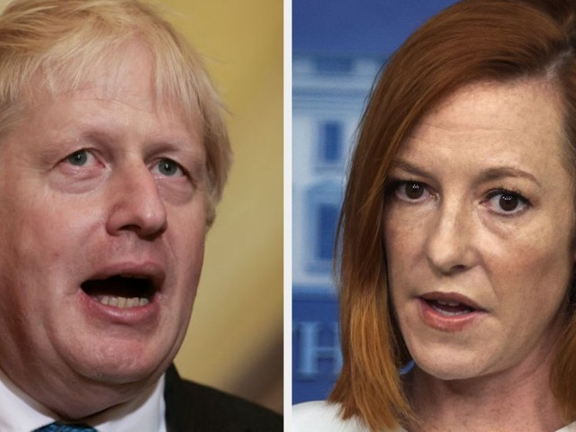 White House Hits Out At Boris Johnson For Upsetting The Press At Biden Meeting
