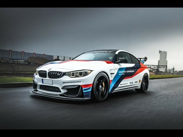 For Over $220k, Would You Get Manhart's BMW M4 or a New Lamborghini Huracan?