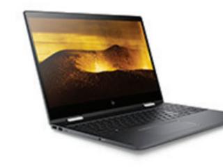 HP Envy x360 with Ryzen 5 2500U APU (Vega M) spotted