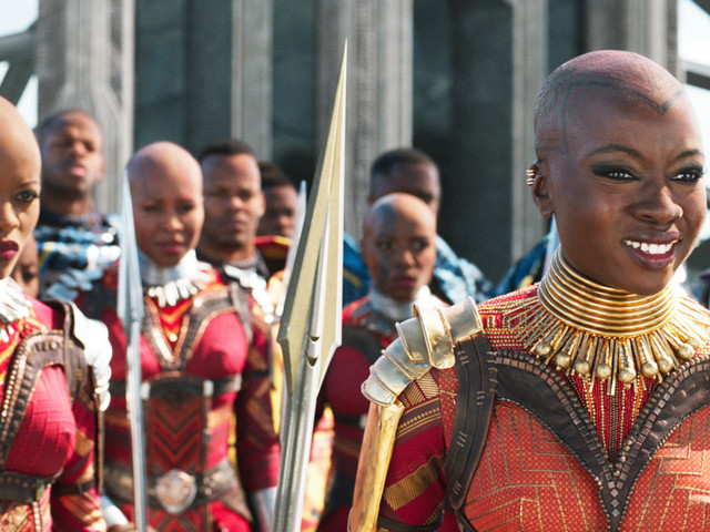 Black Panther Bounds Past Box Office Predictions for a Massive Opening Weekend
