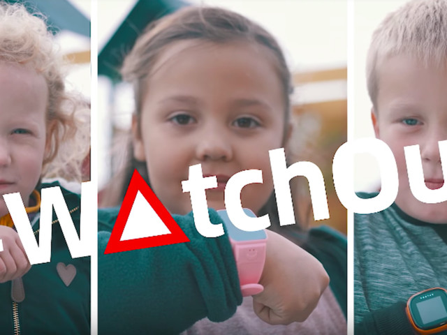 Parents, that children's smartwatch might not be a great idea