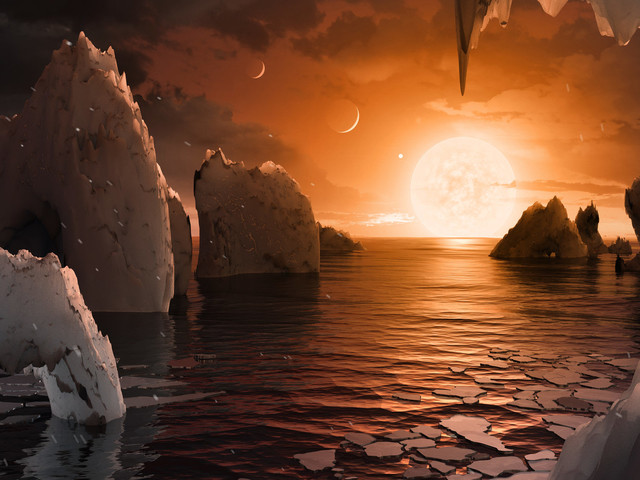 NASA: TRAPPIST-1's Age Could Spell Bad News For Finding Alien Life
