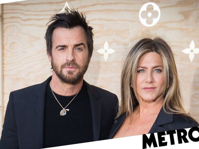 Jennifer Aniston and Justin Theroux 'lovingly' split after two years of marriage