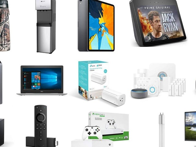 Xbox One S, Bushnell, iPad Pro, Fire TV Cube, and more deals for April 19