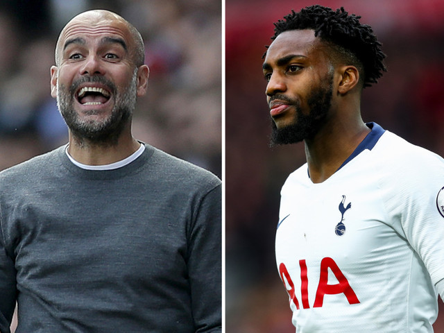 Pep Guardiola tells 'extraordinary' Danny Rose best way to fight racism is not to quit football