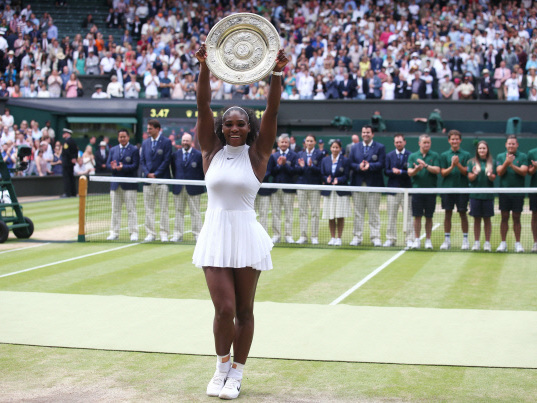 Mother of all comebacks not easy for Serena, says Clijsters